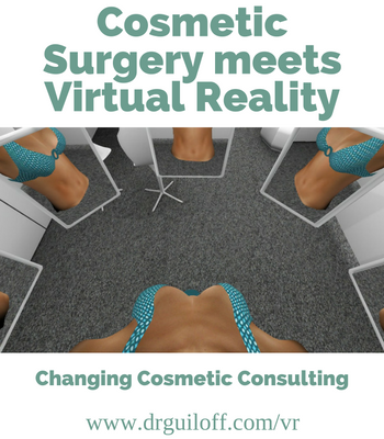 Cosmetic Surgery meets Virtual Reality